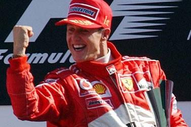 Michael Schumacher in Ferrari