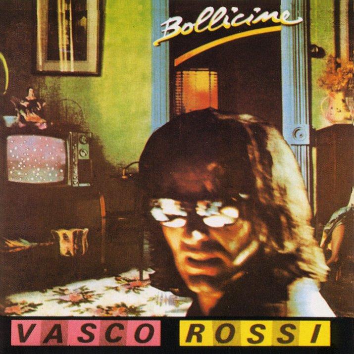 Nuovo Album Di Vasco Rossi: Vasco Rossi