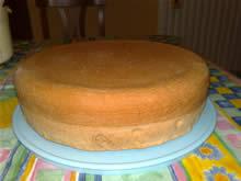 Pan di spagna per torta mimosa