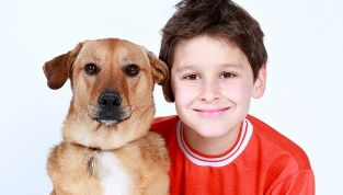 Rapporto tra bambini e animali