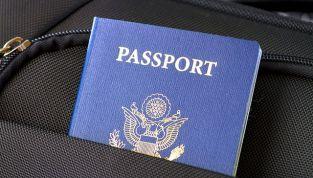 Baby passaporto