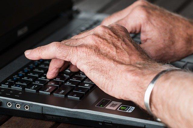 Anziani e uso del pc