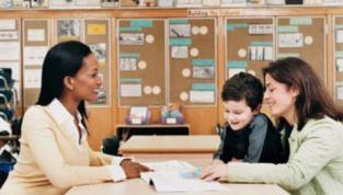 Colloquio tra genitori e insegnanti