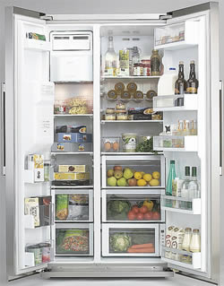 Come riporre correttamente gli alimenti nel frigorifero