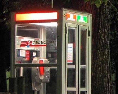Cabina Telefonica : La cabina telefonica va in pensione