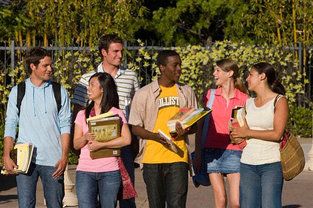 Studenti all'estero