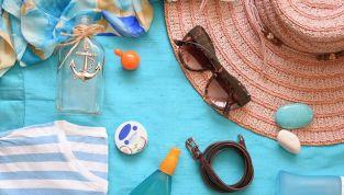 Kit viaggio da portare in vacanza
