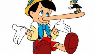 Gli uomini sono più bugiardi delle donne