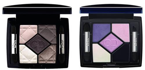5-Colour Designer Eyeshadow Misty Mauve e Pink Design