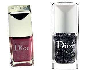 Smalti collezione Terrible di Dior