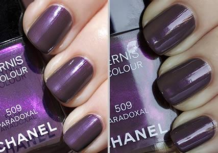 Smalto Paradoxal Chanel n.509