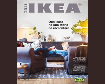 Nuovo catalogo ikea 2011 for Catalogo ikea nuovo