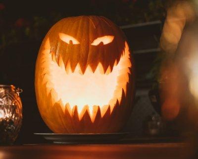 Zucca di Halloween: come intagliarla in modo originale