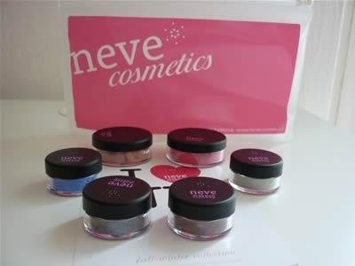 Pochette Neve MakeUp e prodotti nuova collezione