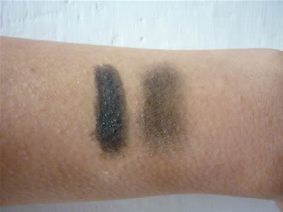 Swatch ombretto Brooklyn collezione New York Neve Makeup
