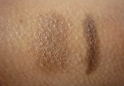 Swatch ombretto Madison linea New York Neve Makeup