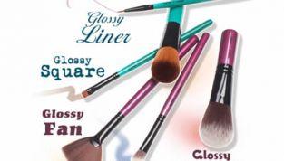 Set pennelli Glossy Neve Makeup