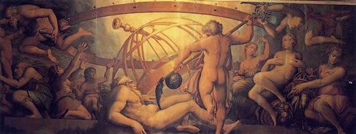 Saturno nel mito