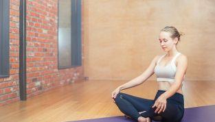 Terapia sky: yoga antidepressione