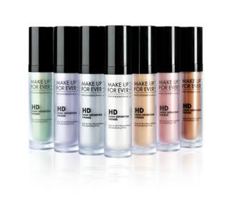 HD Primer della Make Up Forever