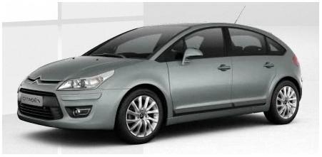 Nuova Citroën C4 profilo