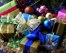 Decorazioni Natale pacchetti patchwork fai da te