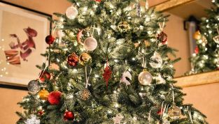 Albero di Natale Ikea e WWF