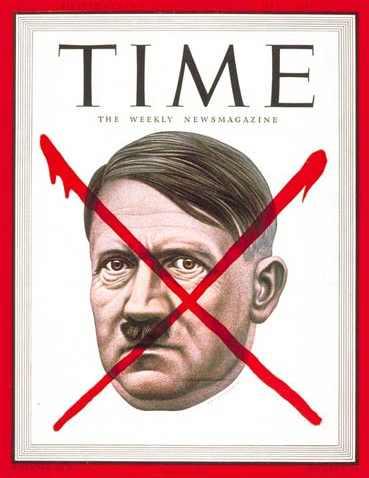 Uomo dell'Anno Adolf Hitler