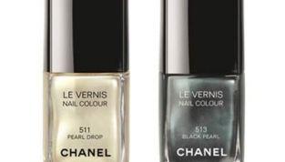 Les Vernis Pearl di Chanel