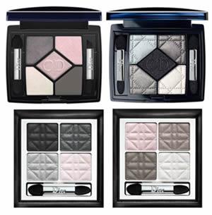 Ombretti collezione Gris Montaigne Dior primavera 2011