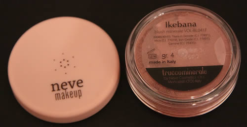 Blush Ikebana Kawaii Collection Neve Makeup