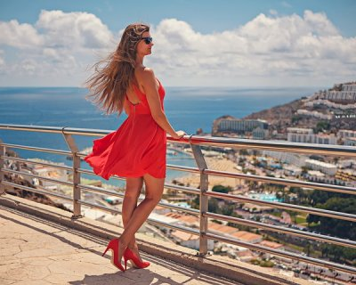 Mango Scarlett primavera 2011