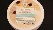 Crema miele nutritiva corpo Sanoflore