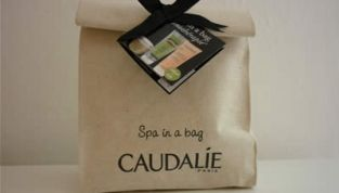 SPA in a bag Vinothérapie Caudalie