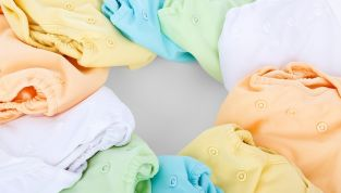 Pannolini ecologici lavabili