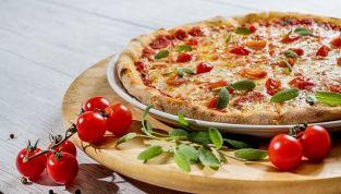Voglia di pizza? E' un piatto unico completo!