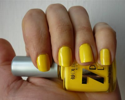 Smalto giallo Deborah 832 7 Days Long