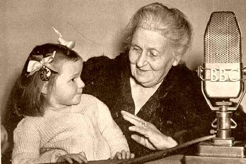 Metodo pedagogico Maria Montessori