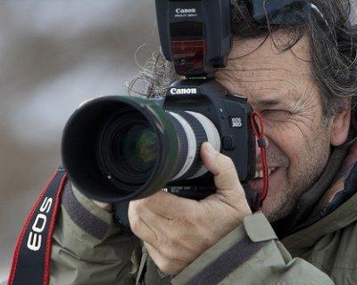 Guido Bissattini, da promoter a fotografo