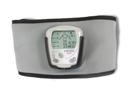 HST-200 Cintura 'slim fit' per addominali HoMedics
