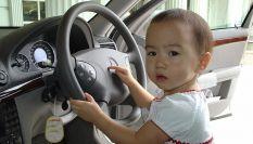 Mal d'auto nei bambini