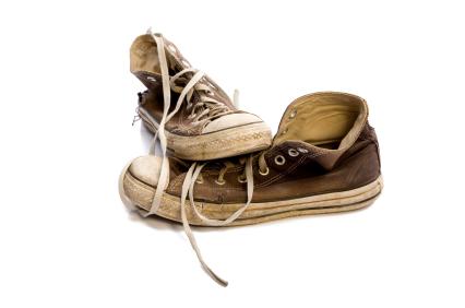 Storia scarpe da ginnastica