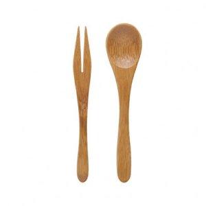 CHS Group utensili cucina bamboo