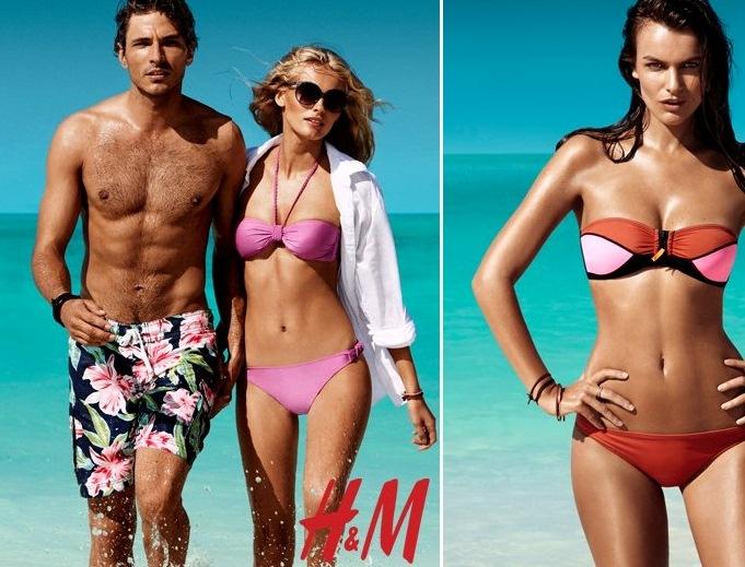 H&M costumi da bagno 2011