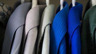 Blu colore moda inverno 2012