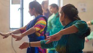 Bollywood dance o danza delle emozioni
