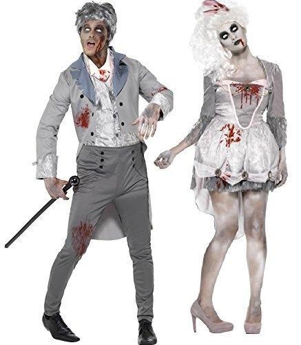vendita scontata prezzi economici caratteristiche eccezionali Halloween, costumi per coppie idee per la notte più ...