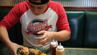 Troppe calorie e poco sport per i ragazzi
