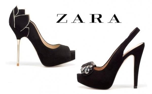 Zara collezione Natale 2011 siete pronte a brillare