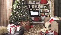 Complementi di arredo natalizi